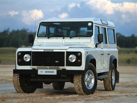 Land Rover Picture by 1990 Land Rover Defender 90 Pictures Information And