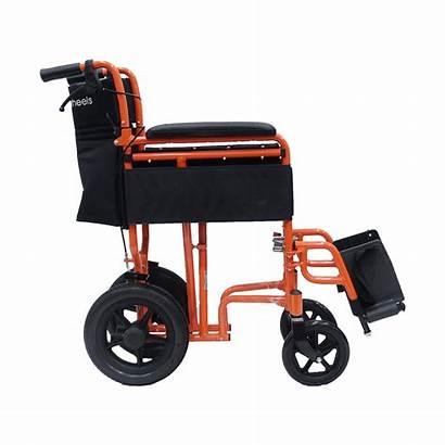 Wheelchair Lightweight Chair Happywheels Easy Market Customer