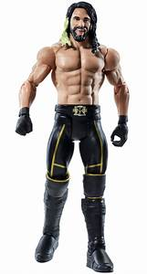 WWE Seth Rollins - Series 60 Toy Wrestling Action Figure