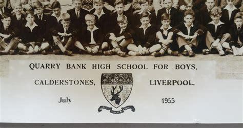 john lennon original quarry bank high school photo