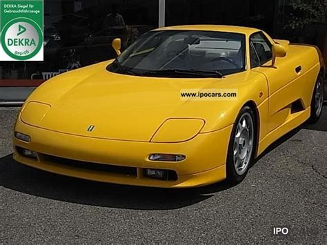 2000 DeTomaso Guara Coupe rarity * | original assignable ...
