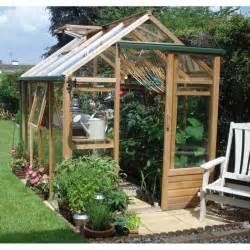 Kit Serre De Jardin : serre de jardin 4 4m en c dre et verre tremp classic ~ Premium-room.com Idées de Décoration