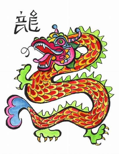Dragon Chinese Dragons Clipart Cliparts Clip Library