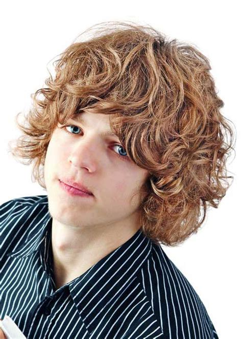 Curly Hairstyle For Boys by Best Boys Haircuts And Hairstyles Mens Hairstyles 2018