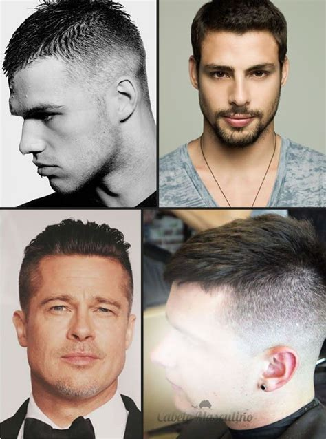 corte de cabelo degrade  progressivo cabelo masculino
