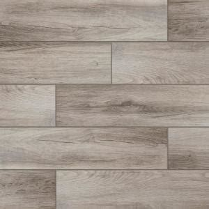 Daltile EverMore Shadow Wood 6 in. x 24 in. Porcelain