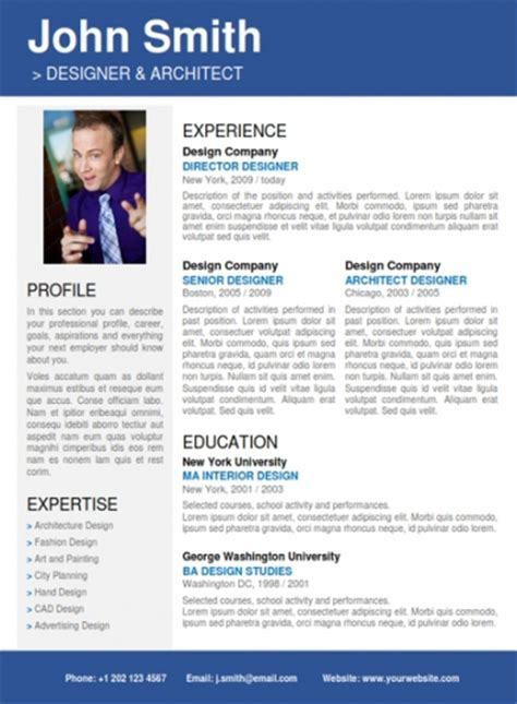 professional resume template trendy resumes