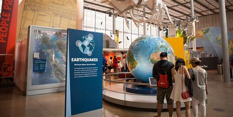 earthquake life   dynamic planet california academy