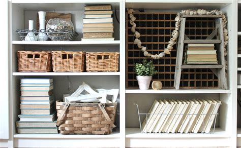Baskets For Billy Bookcases by How I Decorate With Ikea Decor An Inspired Nest