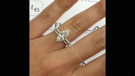 1 carat engagement rings 1 carat marquise cut engagement ring