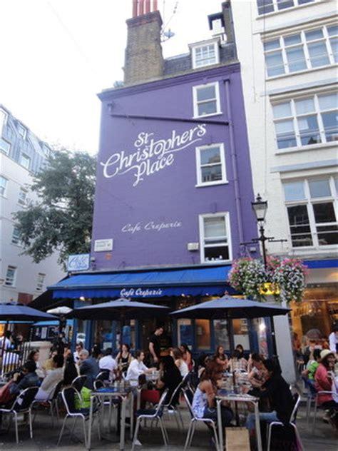 st christophers place london