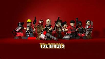 Gaming Team Wallpapers Fortress Cool Awesome Games