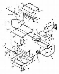Wiring Diagram  35 Kenmore Gas Stove Parts Diagram