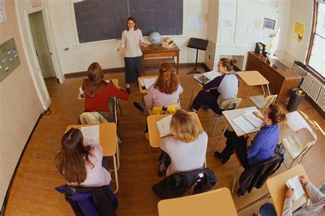 Traditional Classroom Setting