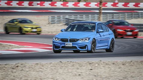 bmw m experience canada