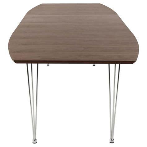 table 224 manger mikado noyer m 233 tal
