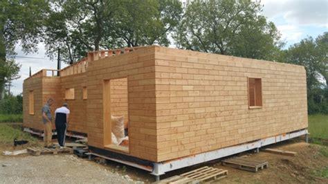 brikawood des briques en bois pour construire sa propre