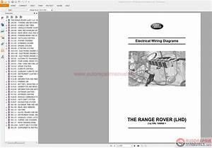 Land Rover 2013 Wiring Diagrams