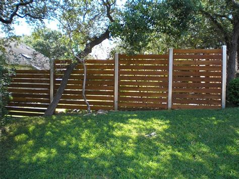 tips installing horizontal privacy fence backyard fence ideas