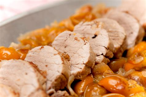 cuisiner le filet mignon de porc en cocotte filet mignon de porc aux mirabelles l 39 effet chocolat