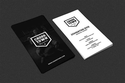 There is lots of room to include details about the services that you provide, your contact information, the area in which you operate, and your bio. Top 27 Personal Trainer Business Cards Tips