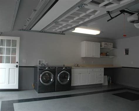 Laundry Room In Garage Design, Pictures, Remodel, Decor