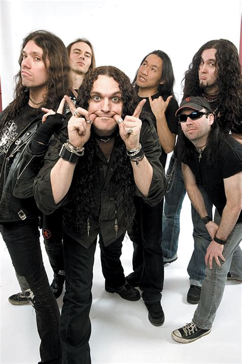 Dragonforce To Release Comedy Album  Heavy Blog Is Heavy