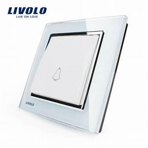 Sonnette De Porte : interrupteur livolo sonnette de porte luxe design haut de ~ Melissatoandfro.com Idées de Décoration