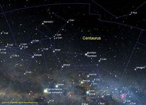 Pic of Star Rigel Kentaurus - Pics about space