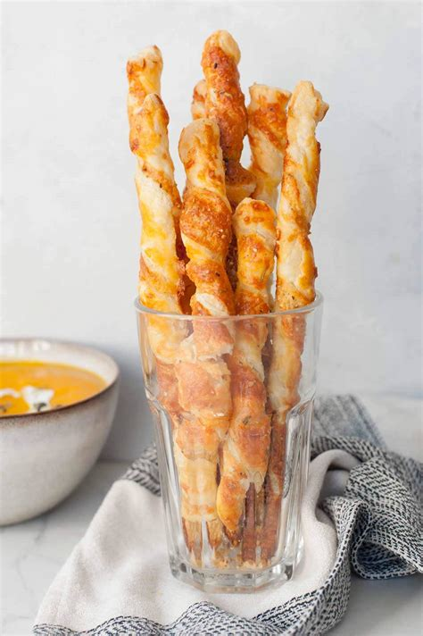 puff pastry cheese straws video everyday delicious