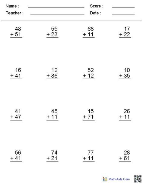 math multiplication facts worksheet generator basic