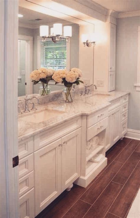 wood for kitchen cabinets best 25 master bathroom vanity ideas on 1581
