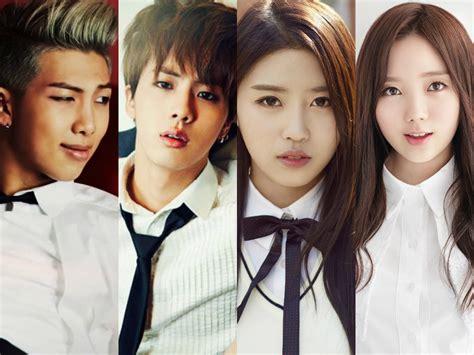 BTS's Jin, Rap Monster, Lovelyz' Kei, Mijoo To Host