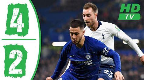 Chelsea Vs Tottenham 2-1 : Tottenham v Chelsea: The story ...