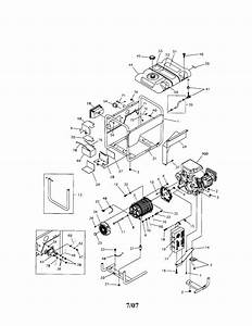 Craftsman Ac Generator Parts