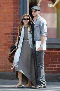 AnnaLynne McCord and boyfriend Kellan Lutz are seen ...