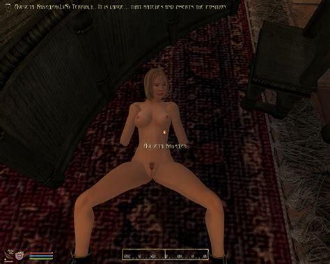 nackt elder scrolls oblivion porno