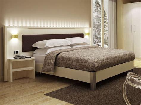 hotel style bedside ls fashion lit pour chambre d 39 hôtel by mobilspazio contract