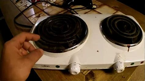 canadian tiresalton double burner failure youtube