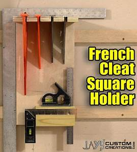 French Cleat Deutsch : how to make a french cleat square holder working with ~ A.2002-acura-tl-radio.info Haus und Dekorationen