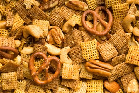 cereal snack mix recipes cdkitchen