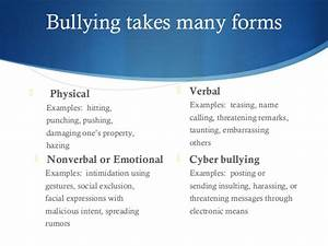 Bullying ppt 15 16