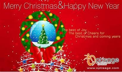 Cards Card Christmas Greeting Falling Snow Send