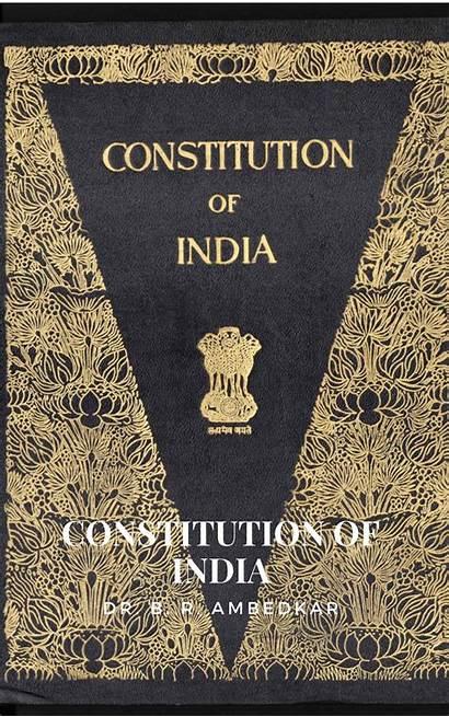 Constitution India Ambedkar Books Dr