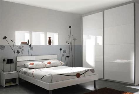 chambre adulte blanche quelles couleurs utiliser pour une chambre parentale