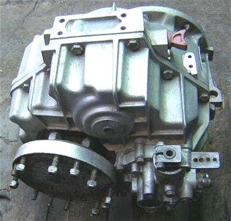 zf hsw  marine transmission