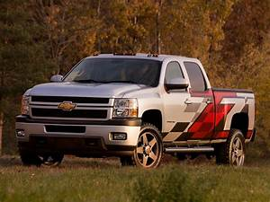 Chevrolet Silverado 2500hd Crew Cab Specs  U0026 Photos