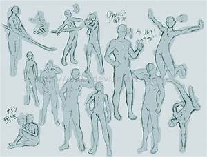 Male poses Reference by gh07 on DeviantArt