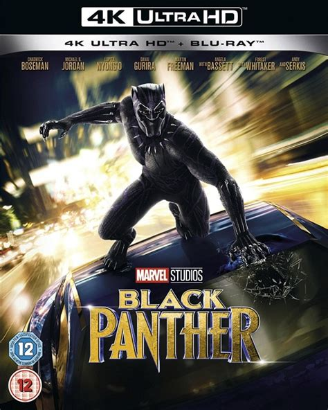 black panther dvdblu ray release date  bonus features