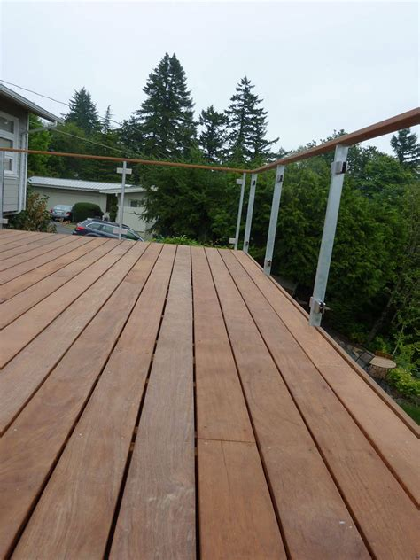 ipe deck tiles maintenance ipe wood deck tiles